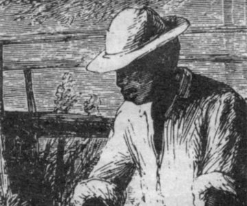 In and around our hills, the history of early Black settlement is being rediscovered and preserved. Photo courtesy of Metropolitan Toronto Library