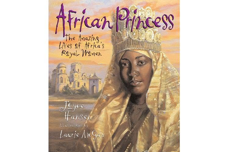 LaurieMcGaw_AfricanPrincess