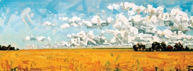 Peter Adams ~ Spirit in the Sky Study 34