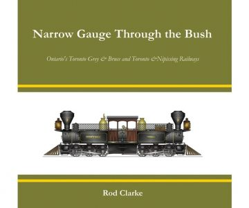 Narrow Gauge Through the Bush