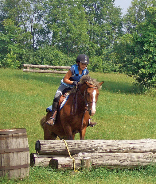 The Caledon Pony Club offers young riders age-appropriate instruction and camaraderie. Photo Courtesy the Caledon Pony Club.