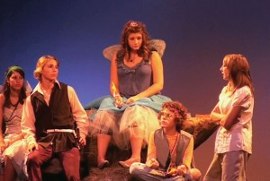 The Enchantment of Peter Pan, August 2009. Photo by Pete Paterson.