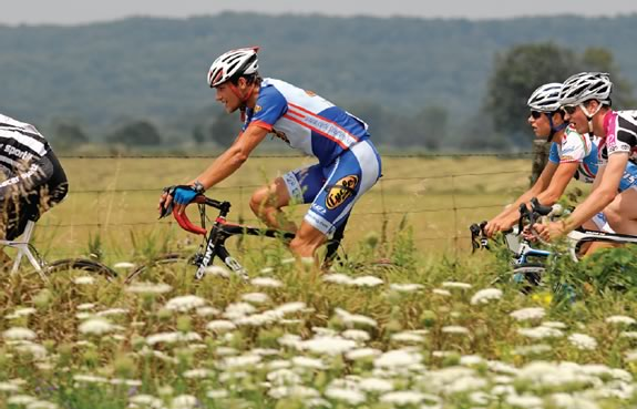 Le Tour de Terra Cotta takes place on Monday, August 1, 2011.