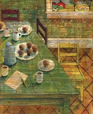Kitchen Table Talk