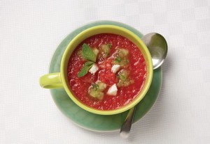 Sweet watermelon Cold Soup