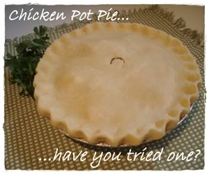 HeatherLea Chicken Pot Pie