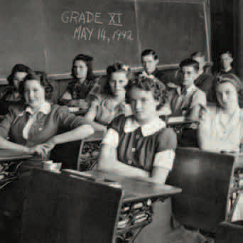 Grade 11, 1942