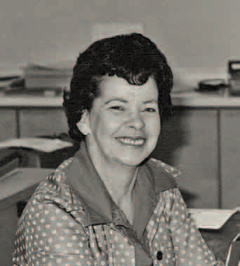 Secretary Jean (Dodds) Thompson