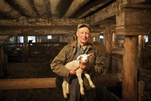 Ralph Armstrong and his wife Mary Lynne have a 200-acre, old-style mixed farm that their family has worked since 1853;