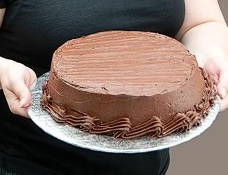 Jessica Lacombe Chocolate Cake