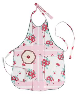 Vintage and Vogue aprons