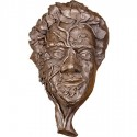 Man and Nature: Rooted, cold cast bronze ~ John Ashbourne