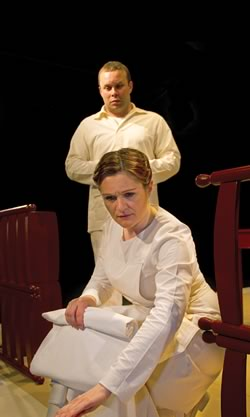 Tempting Providence, the intriguing life story of a Myra Bennett. Photo by Peter Buckle