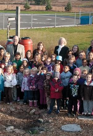 Herb Campbell Public School goes way beyond a regular school curriculum.