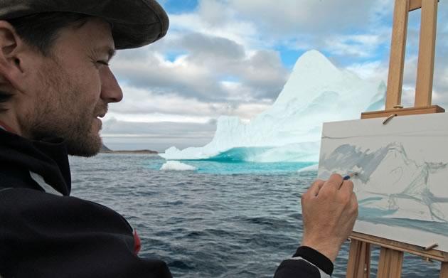 Trepanier_ITA-II,-Boat-and-Glacier