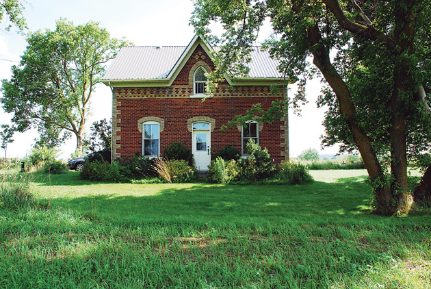 An eco revival for a gothic farmhouse in the hills Ontario farmhouse plans