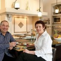 Pietro and Tina Fanzo bring a taste of Italy to the Mono countryside. Photo by Pete Paterson.