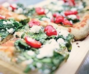 Summer Italian Pizza