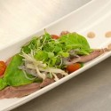 Duck Confit and Swiss Chard Salad