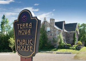 Terra Nova Public House. Photo by Pete Paterson.