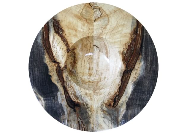 The Source spalted maple
