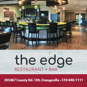 The Edge Restaurant and Bar