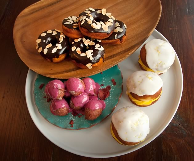 Try making doughnuts with these step by step instructions. Photo by MK Lynde.