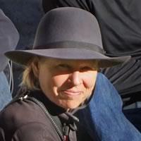 Author, Nicola Ross.