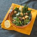 Kale Caesar Salad. Photo by Pete Paterson.