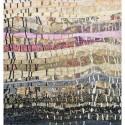"Valerie Ashbourne ~ Madrigal fabric and fibre 24 x 24"""