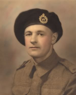 Jim Welsh's father, Little Jimmy Welsh, broke his wife's heart when he enlisted, but he cut a dashing fi gure in uniform and made it home safely after serving with the Princess Louise's Hussars, a New Brunswick tank regiment, and later as batman for Major Clifford McEwen.