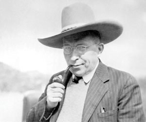 Sir Frederick Banting, January 1936