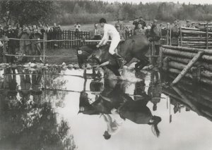 Cilroy, the Cheltenham-born horse John Rumble rode to a medal in the 1956 Olympics.