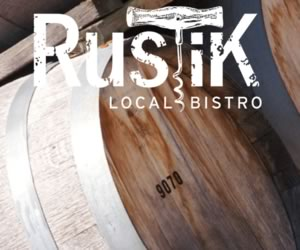 RustiK Local Bistro in Orangeville
