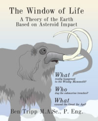 The Window of Life A Theory of the Earth Based on Asteroid Impact