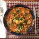 Curried Chicken and Cauliflower Chowder