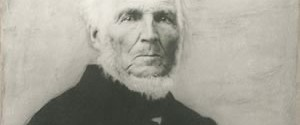 Seneca Ketchum, 1772–1850. Courtesy St. John's York Mills Anglican Church.
