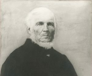 Seneca Ketchum, 1772–1850. Courtesy St. John's York Mills Anglican Church.