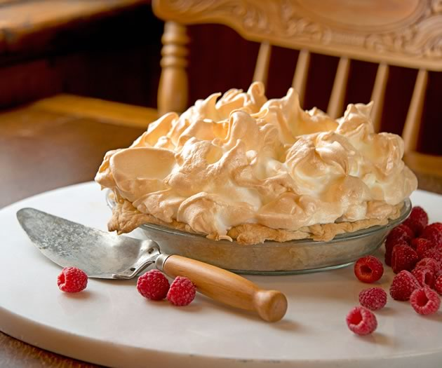 The Globe's Raspberry Pie