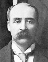 Robert Johnston MP (Cons.) 1900–04 Courtesy of Peel Art Gallery, Museum and Archives: Robert Johnston PN2015 _ 01875