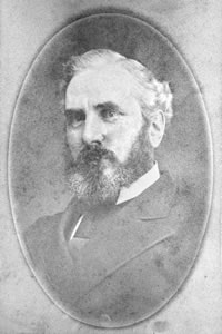 Thomas White MP (Cons.) 1878–88 Courtesy of Peel Art Gallery, Museum and Archives: Thomas White PN2015 _ 01903