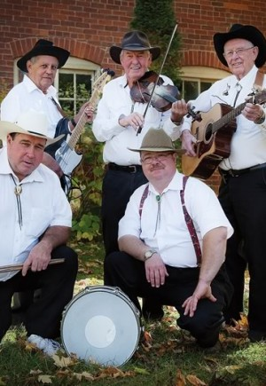 The Golden Country Classics Band by Rosemary Hasner