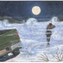 Snow Before Morning: A Short Story by Dan Needles, Illustration By Bill Slavin.