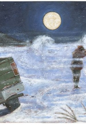 Snow Before Morning: A Short Story by Dan Needles, Illustration By Bill Slavin.