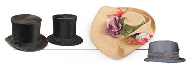 Top hats, a day at the races and a WI make-and-take.