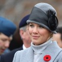 Sophie Grégoire-Trudeau wore a cloche in 2015, on the day the newly elected Liberal cabinet was sworn in. Photo by Art Babych / Shutterstock.