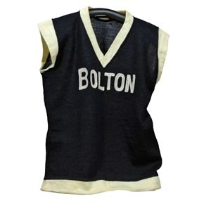 The fact that the Bolton Ladies also wore a uniform sweater made it clear they were a force to be respected.
