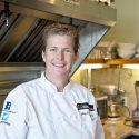 "Chef Pam Fanjoy: ""Cooking gives me energy. It's why I need to be in the kitchen."" Photo by Pete Paterson."