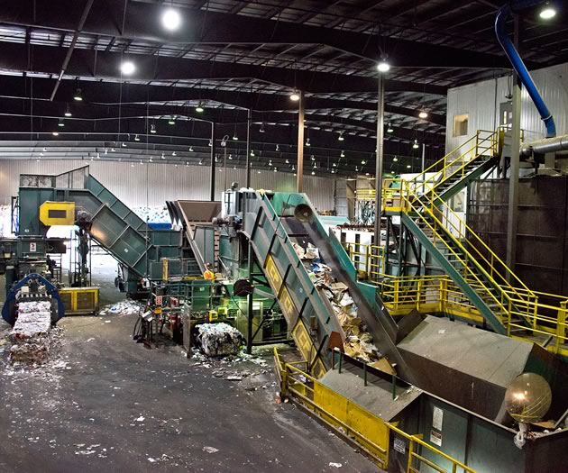 Peel Integrated Material Recovery Facility