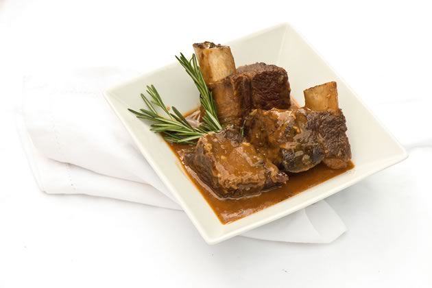 Broadway Farm's Market Short Ribs. Photo by Pete Paterson.